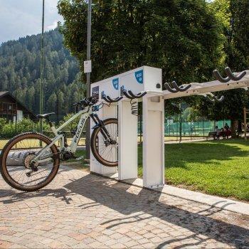 Ricarica e-bike