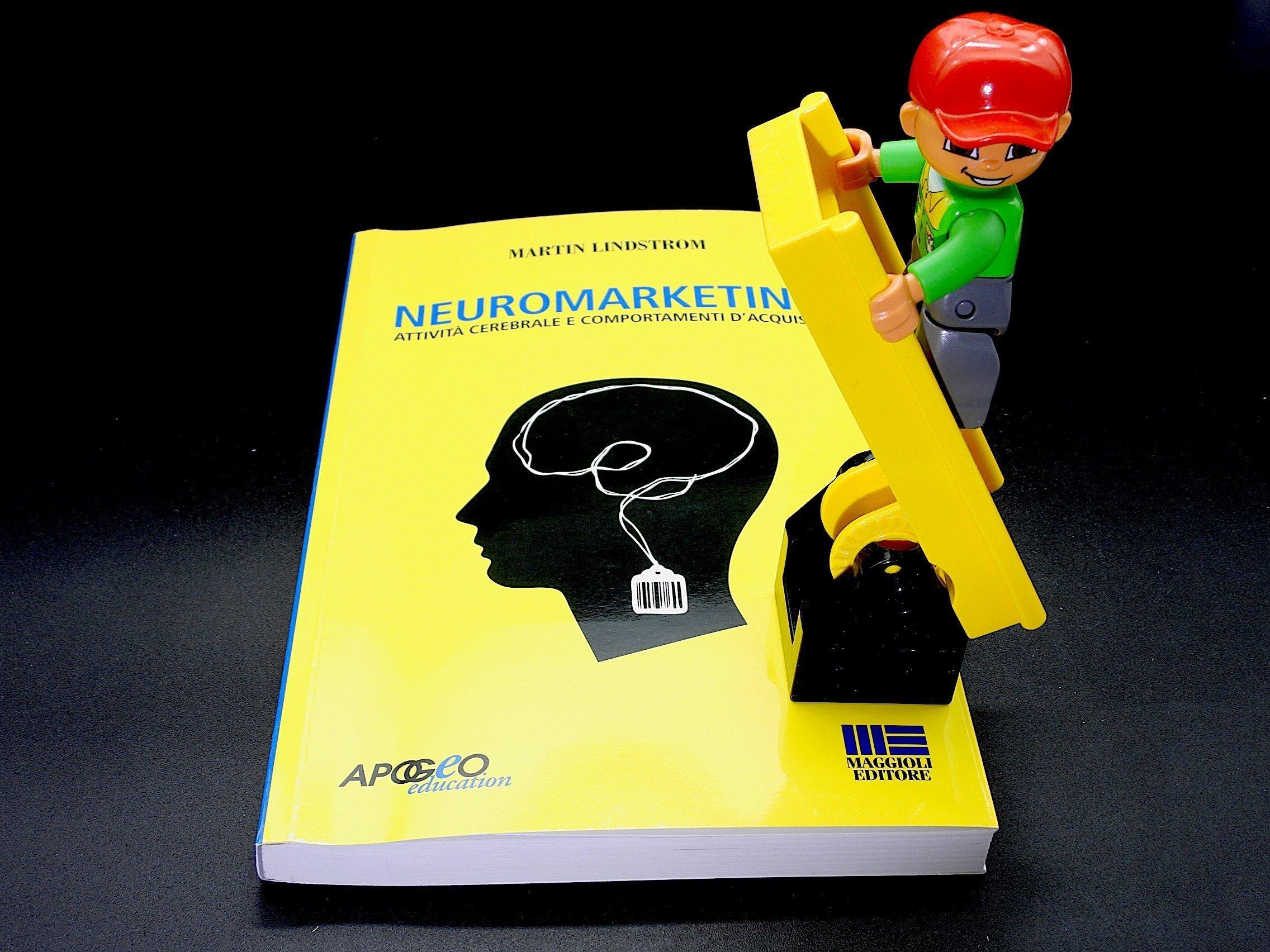 Neuromarketing di Martin Lindstrom: come il nostro cervello elabora le decisioni di acquisto. © Alessio Migazzi - Dolomeet SrL