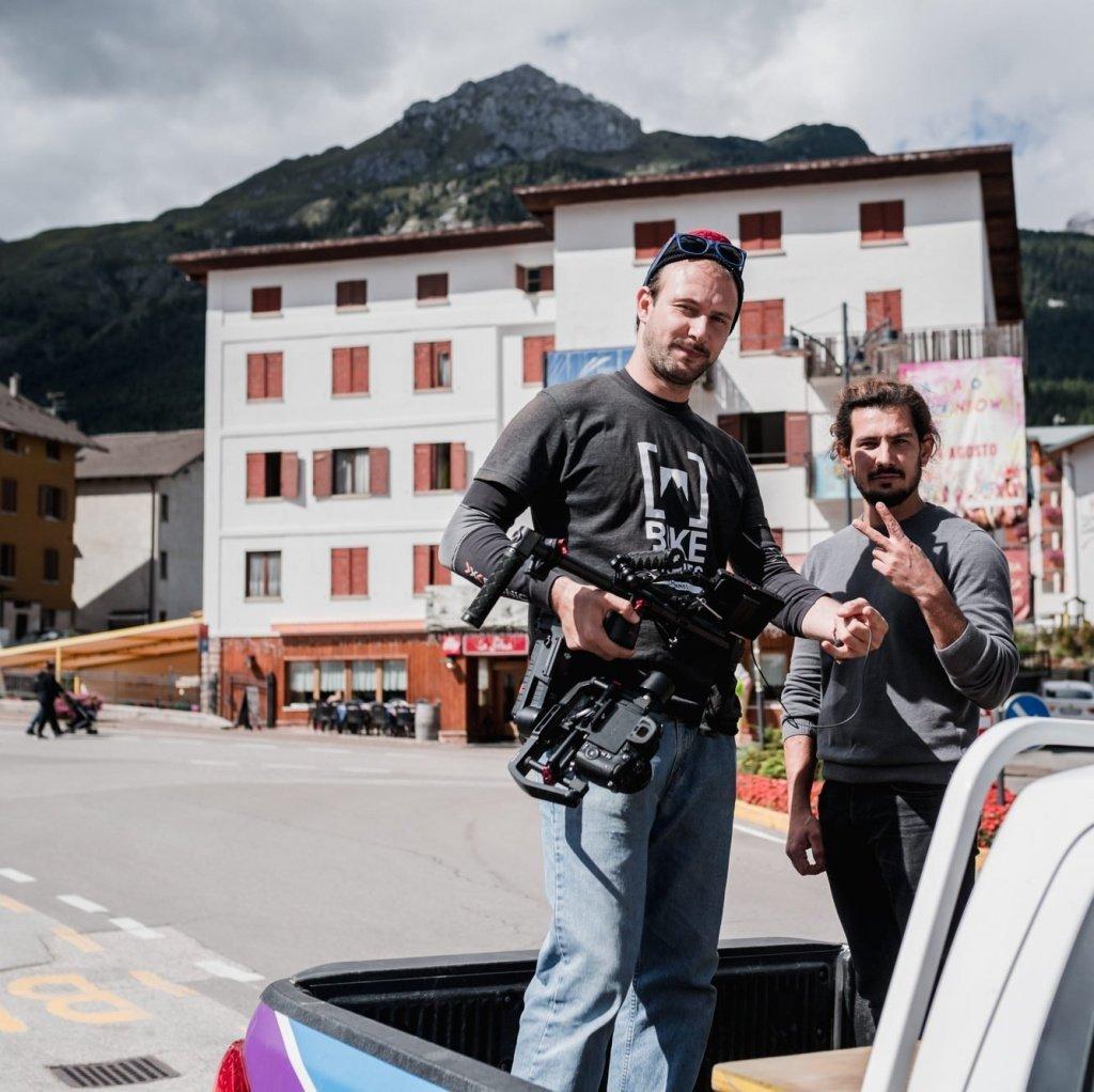Photoshoot Paganella - Bike Stories