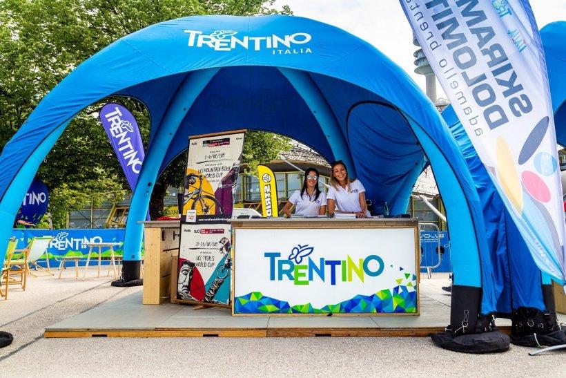 Trentino Bike Zone all'E-bike days di Monaco del 2019