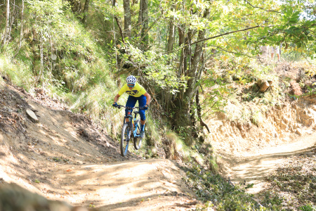 Flow Trail a Il Ciocco Bike Circle