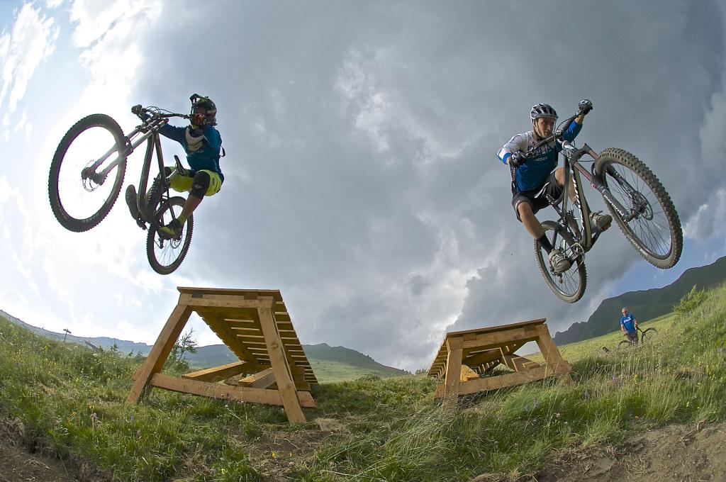 Bike Park Ponte di Legno - Tonale