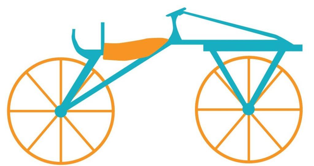 L'antenata della balance bike: la draisina