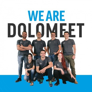 we are dolomeet - team