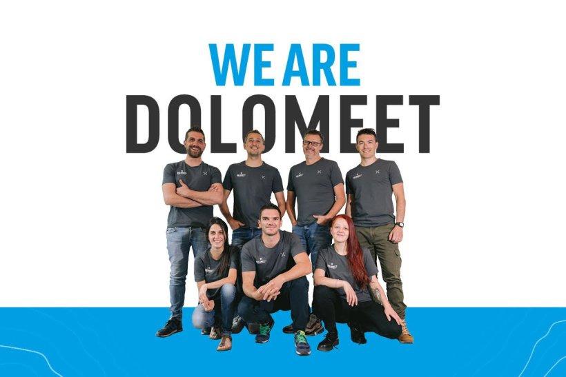 we are dolomeet - team