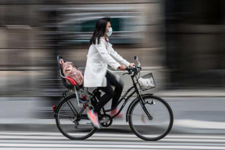 La bicicletta in città ai tempi de Covid-19