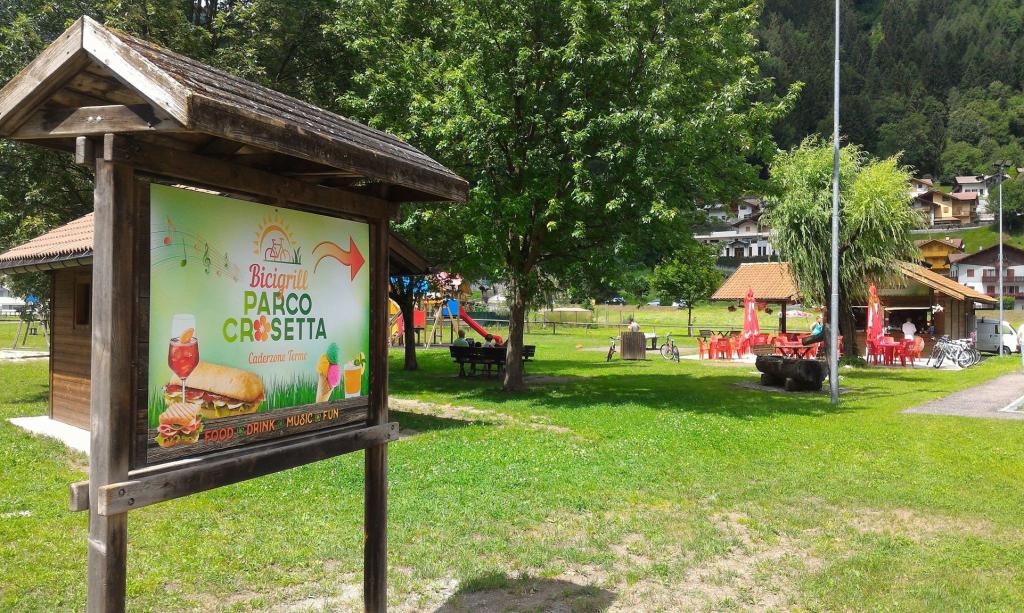 Parco Crosetta di Caderzone