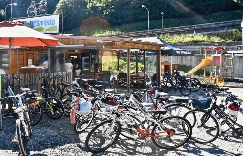 Bici Grill L'Avisio
