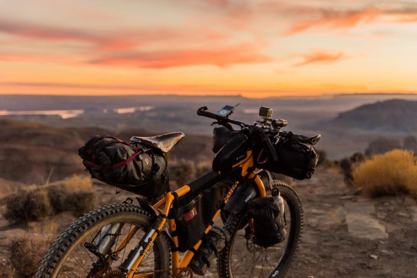 Bikepacking e l'equipaggio ideale