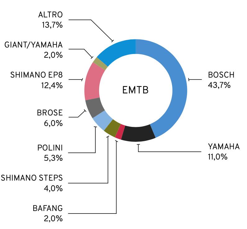 Brand e-mtb